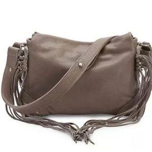 Liebeskind BerlinSapporo Leather Fringe Tassel Bag